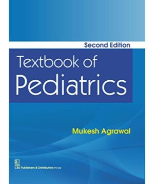 TEXTBOOK OF PEDIATRICS 2ED (HB 2017) By AGRAWAL M.