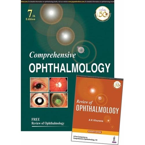ophthalmology Khurana