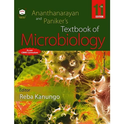 microbiology paniker